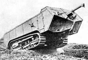 World War 1 Tanks