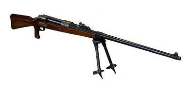World War 1 Guns