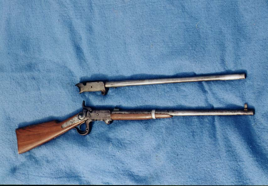 civil war weapons The american civil war was one of the deadliest wars in us history the battle of gettysburg alone, for example, resulted in approximately 50,000 casualties this high rate of injury and death was.