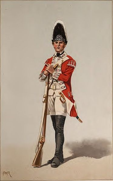 Revolutionary war soldiers a complete history