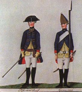 sc 1 st  History of American Wars & Revolutionary War Uniforms