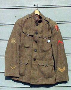 World War 1 Uniforms